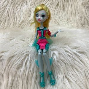 Monster High LAGOONA BLUE 'Welcome to MH'